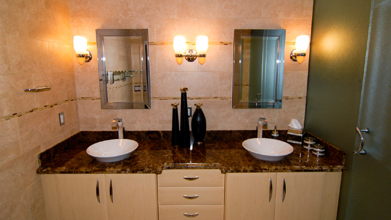 Easy Bathroom Lighting Ideas
