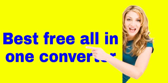 Online youtube video free converter