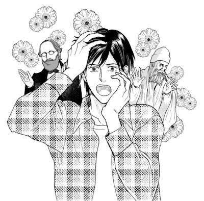 Murako Kinuta lança nova série na Flowers