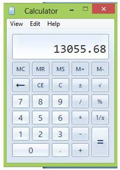 It Is Hard To Find Calculator In Windows 8 But There A Best Solution This Press Key Plus R Then Type Calc Enter