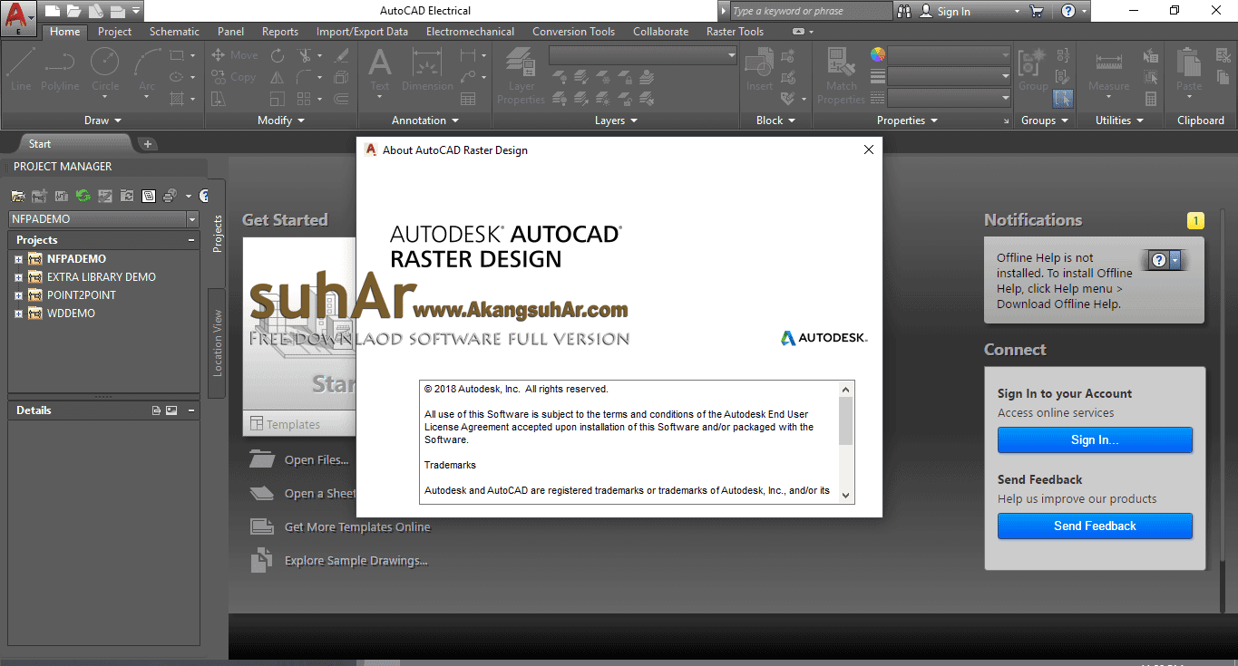 Download Autodesk AutoCAD Raster Design 2019 Full Version, Autodesk AutoCAD Raster Design 2019 Full Serial Number