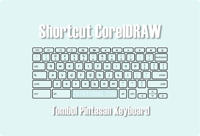 61 Daftar Shortcut Coreldraw dan Fungsinya Pemula Wajib Tahu!