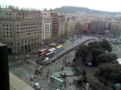 www.viajaportodoelmundo.com  Vacaciones en Barcelona España