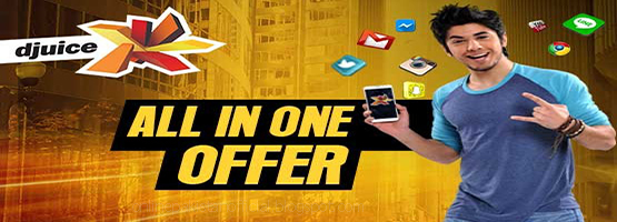 All in One Offer – Hybrid Offers |djuice Pakistan