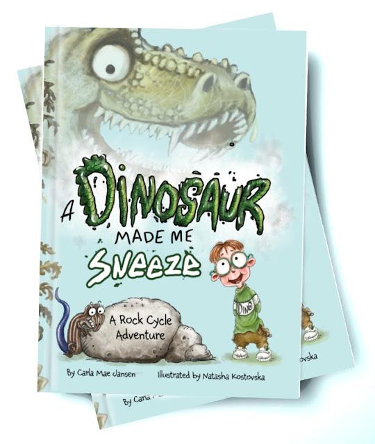A Dinosaur Made Me Sneeze