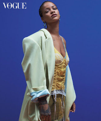 Rihanna Vogue Austraila April  2019