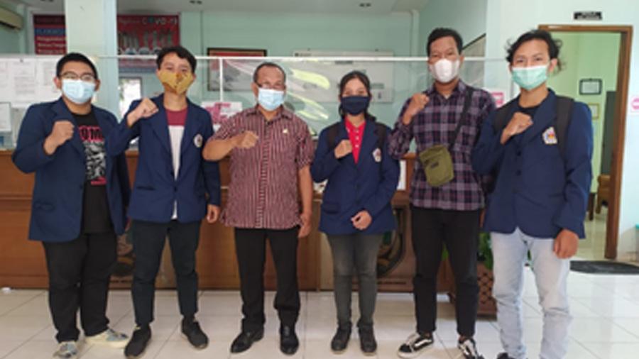 Pemberdayaan dan Pendampingan UMKM dimasa Pandemi Covid-19 oleh KKN Tematik STMIK AUB Surakarta