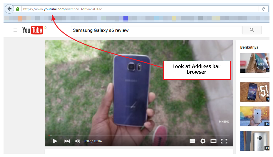 cara download video youtube tanpa software dengan google chrome
