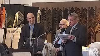 Steve Darnall, Ken Alexander, Chuck Schaden