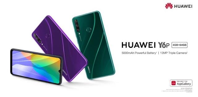 Smartphone HUAWEI Y6P Spec Tak Padan Harga