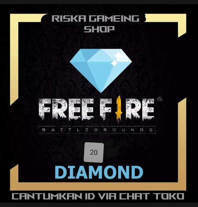 Top up diamond FF hanya dalam hitungan detik!