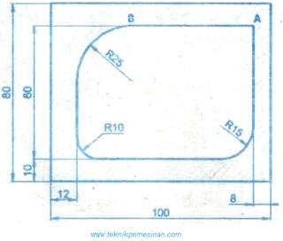 gambar JOB CNC Mliling, frais CNC
