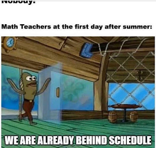 Math Teachers Meme