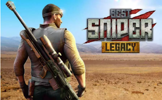 Best Sniper Legacy Mod Apk Unlimited Money for android