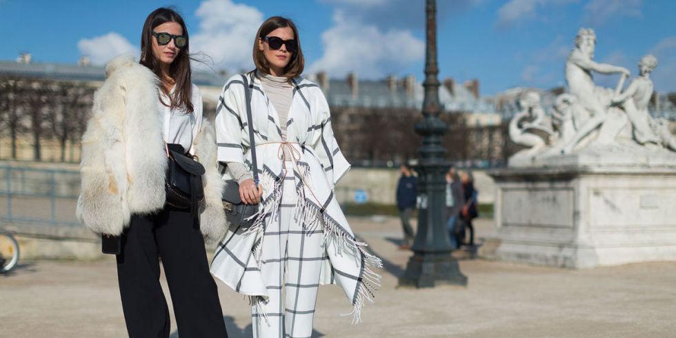 Zina - Street Chic: Style from Paris Harper's Bazaar