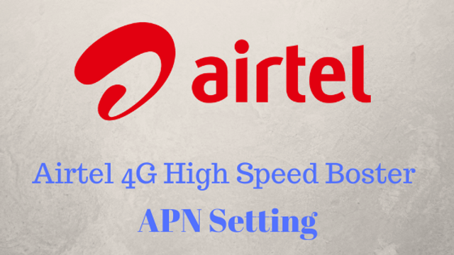 4G LTE APN  Settings 2020 For Android Phone