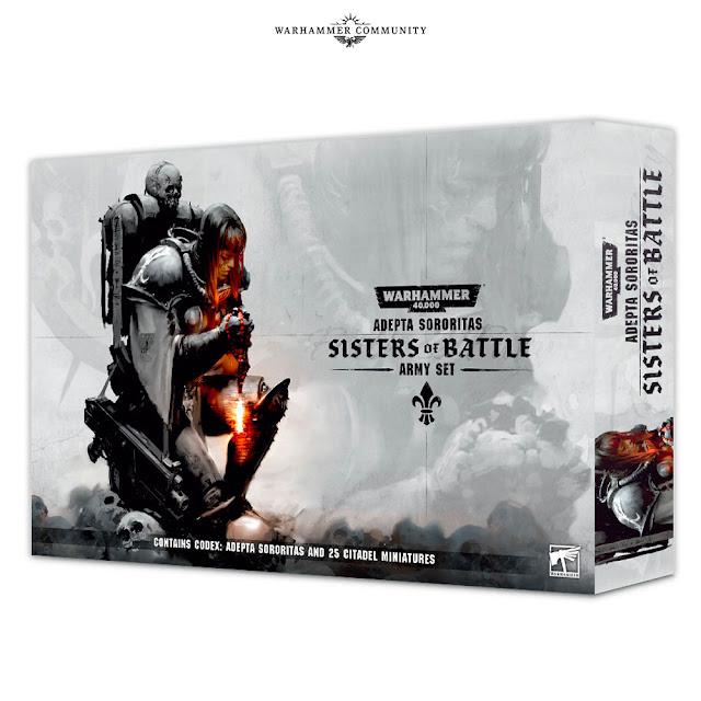 Caja ejército Hermanas de Batalla
