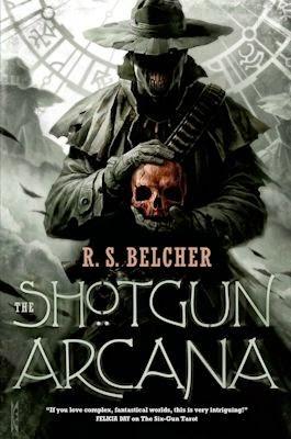 Interview with R. S. Belcher - October 3, 2014