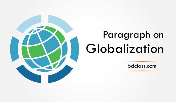 paragraph-on-globalization