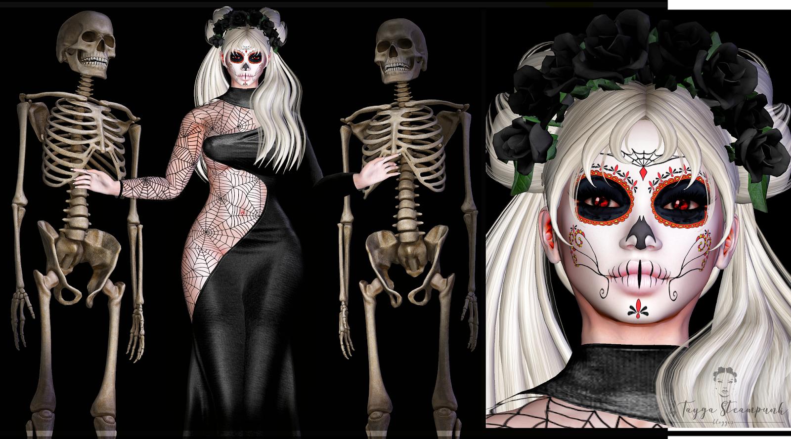TS #444 Halloween Zoe