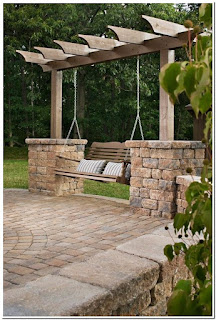 Replacement Canopy And Cushions For Patio Swings Ideas