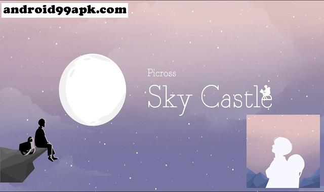 لعبة Picross – Sky Castle v1.310 مهكرة بحجم 60 ميجابايت للأندرويد