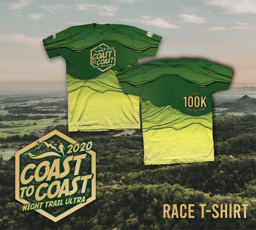 Jersey - Coast to Coast Night Trail Ultra • 2020