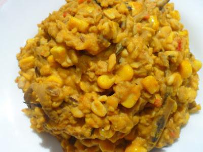 How to Prepare Ukwa (African Breadfruit Porridge: Watch Video)