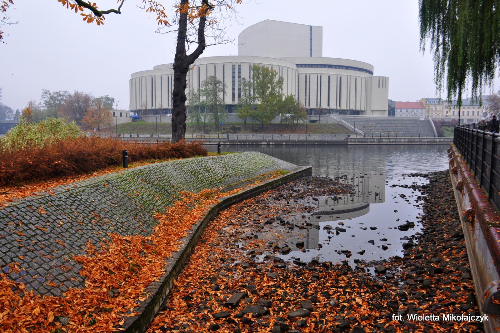 Turystyczne serce Bydgoszczy (w jesiennym wydaniu).