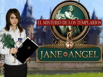 JANE ANGEL: EL MISTERIO DE LOS TEMPLARIOS - Vídeo guía del juego C