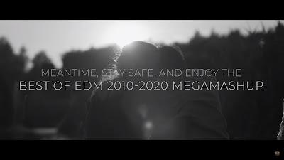 Djs From Mars - The Best Of EDM 2010 - 2020 Megamashup