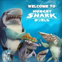 Hungry Shark World Mod Apk v2.3.0 Full version Terbaru