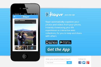 falyvr app | crea tus álbums interactivos desde tu smartphone