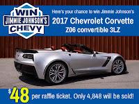 #Win Jimmie Johnson's Chevy!!! (#NASCAR)