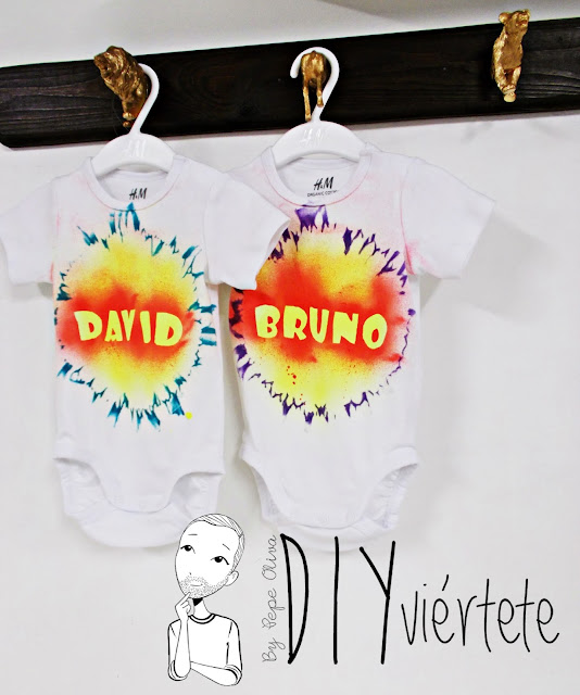 pintura-spray-fashion-la pajarita-pintura textil-tela-body-bebé-batik-