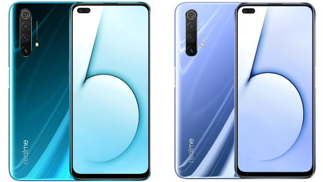 realme x50 5g specifications