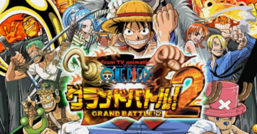 One Piece: Grand Battle! 2 PSX Highly Compressed