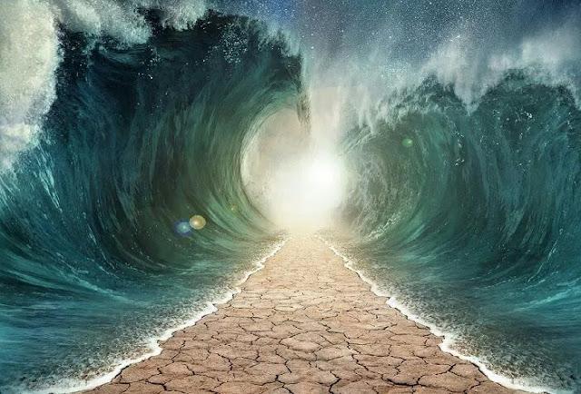 Mukjizat nabi musa membelah lautan