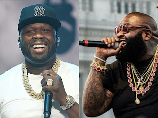 50 Cent Spices Rick Ross as Talented Rapper Despite Beef