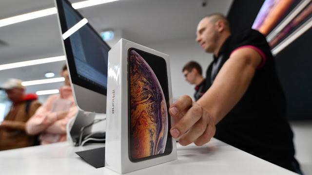 iPhone có thể sẽ bị cấm bán tại Nga từ năm sau