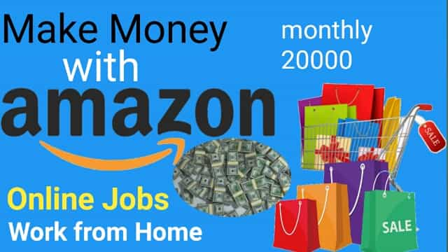 Amazon On-line Jobs Work from Home