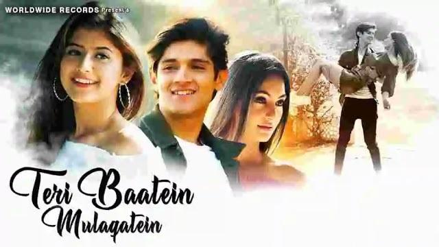 Teri Baatein Mulaqatein Lyrics :- Rohan Mehra, Arishfa Khan | Raj Barman