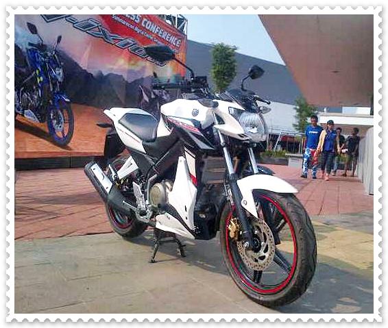 Harga New Vixion Facelift Terbaru 2015 OTR Jakarta