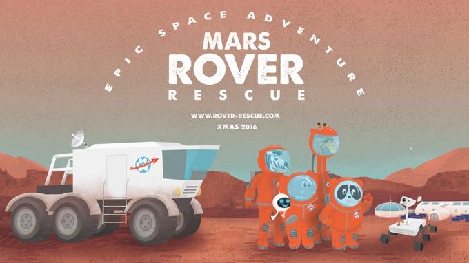 mars rover book - photo #3