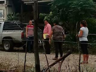 Amedrentan y amenazan a reporteros, familiares del comisario ejidal de la Palmilla