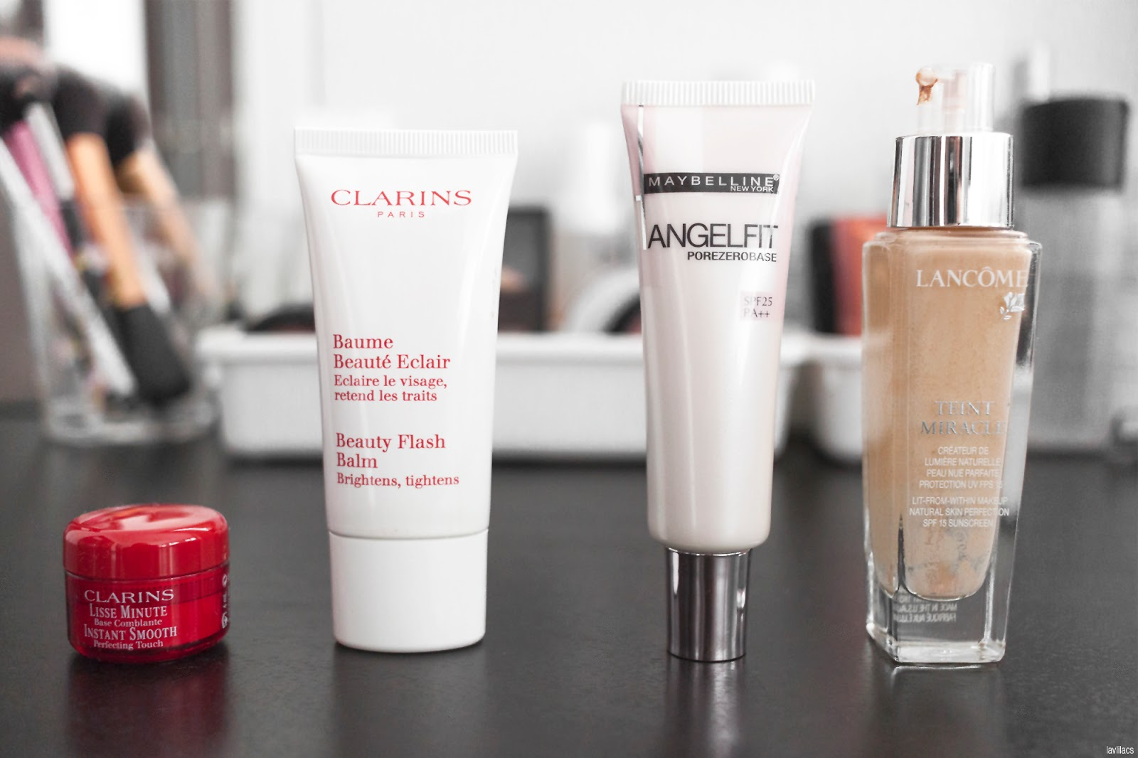 Project Make A Dent 2016 Liquid and Cream base products - End results