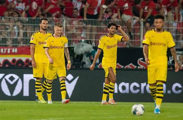 Match highlight From Bundesliga games 31/08/2019