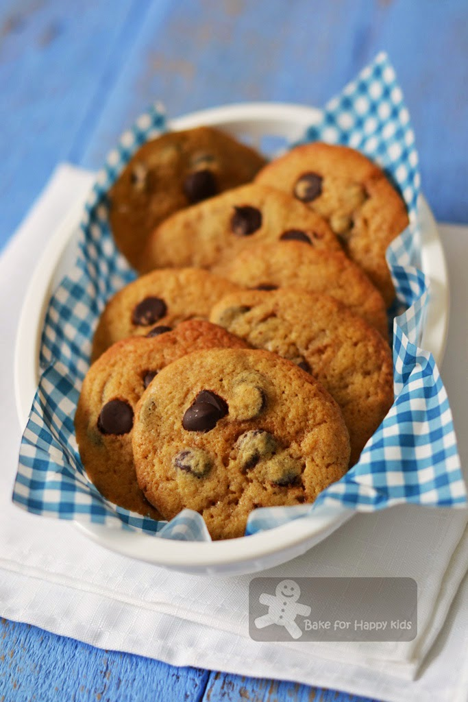 chocolate chip cookies Bobby Flay