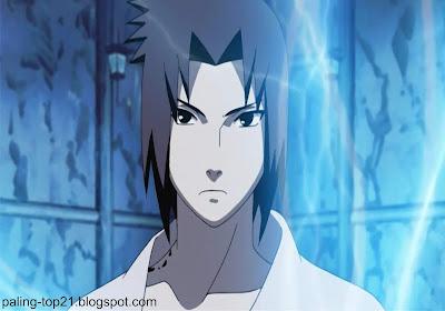 Alasan Meng-idolakan Uchiha Sasuke
