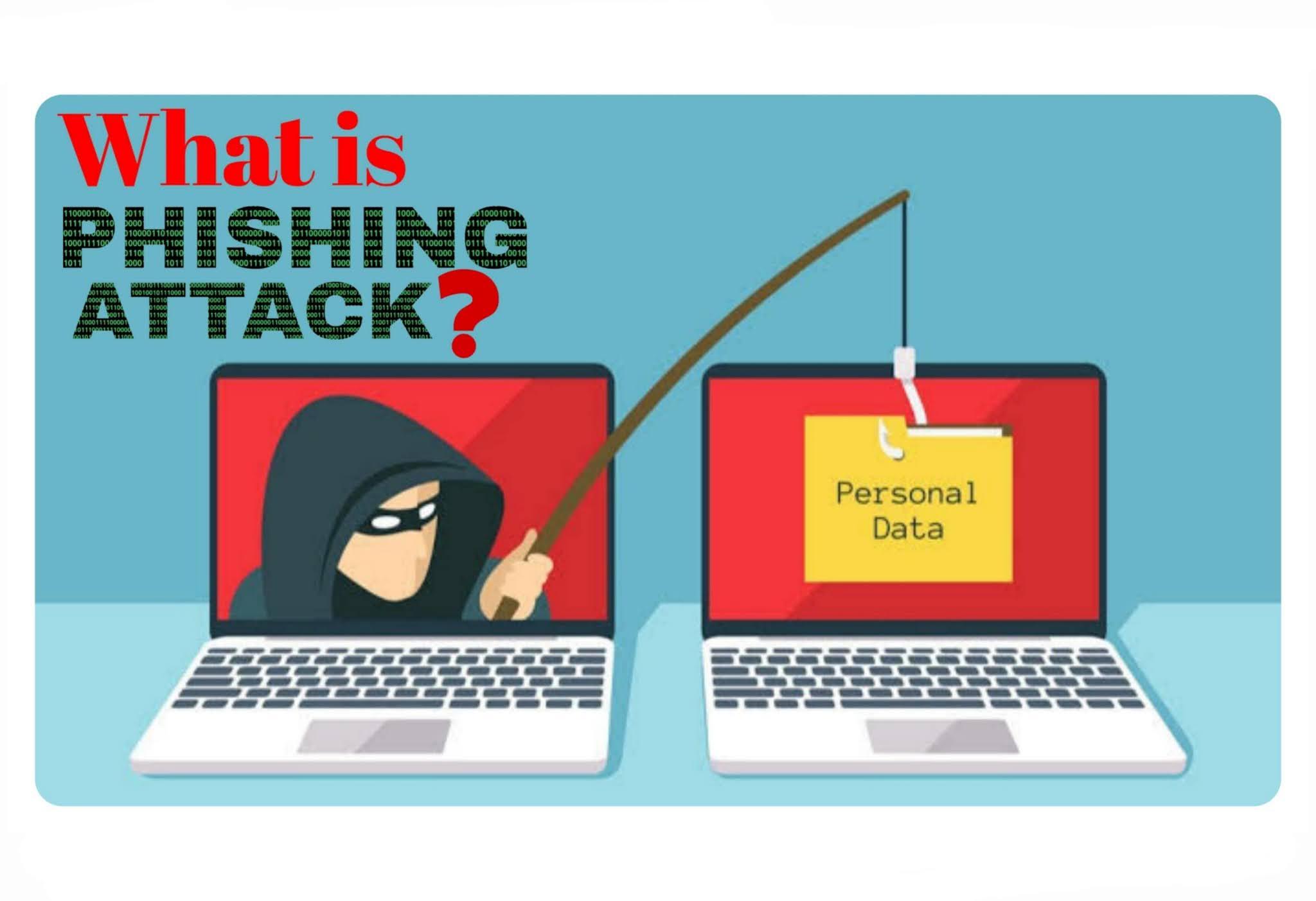 what is phishing attacks